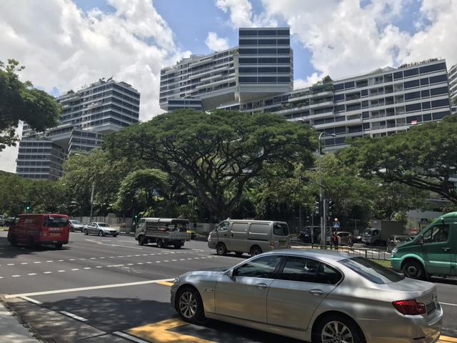 シンガポール建築 9