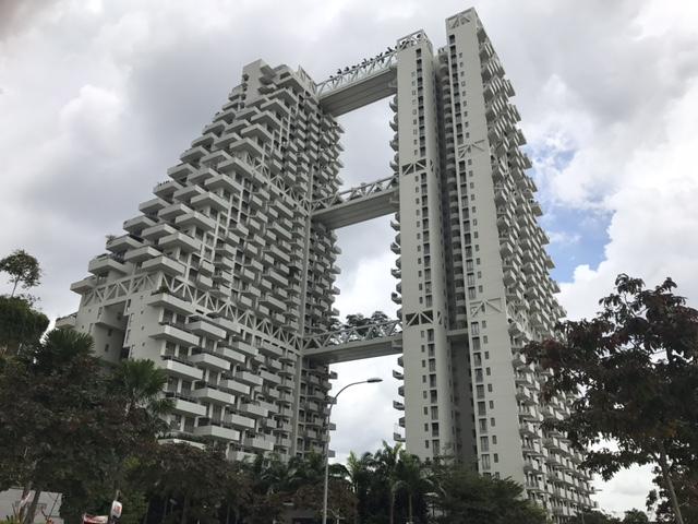 シンガポール建築 1