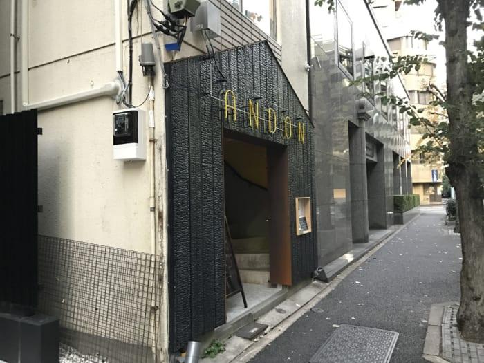 ANDON 入口