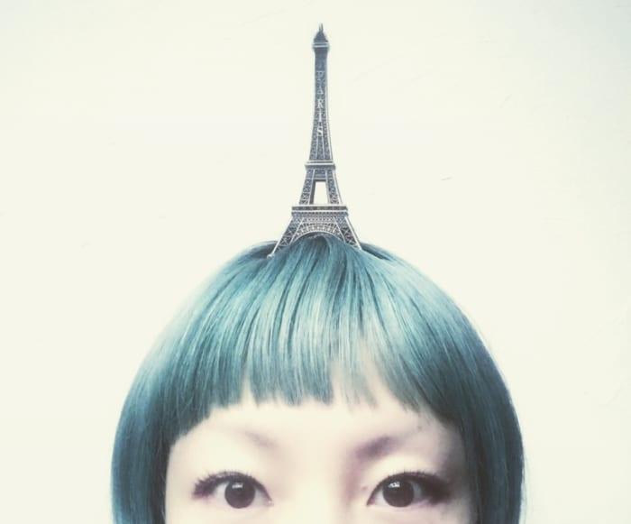 パリで個展を成功させた日本人女性アーティストMaisの、生き方。
