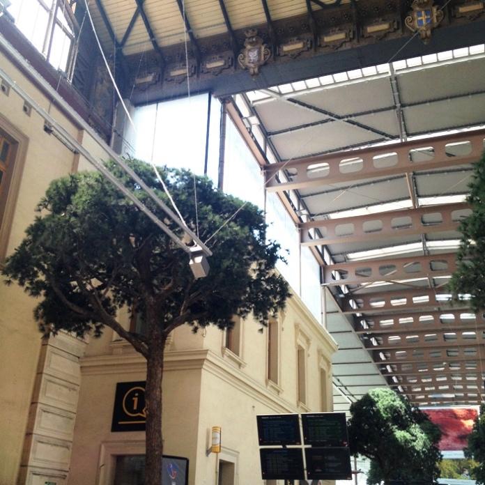 Gare St.Charles マルセイユ サン・シャルル駅