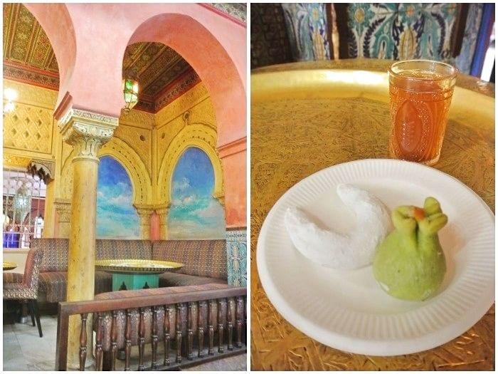 モスクの中におしゃれな喫茶店!パリのモスクのサロン・ド・テでアラビアンスイーツを食す