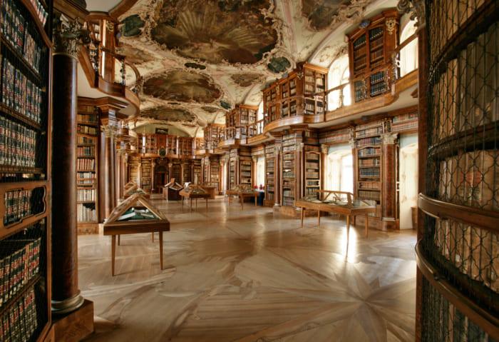 ザンクトガレン修道院