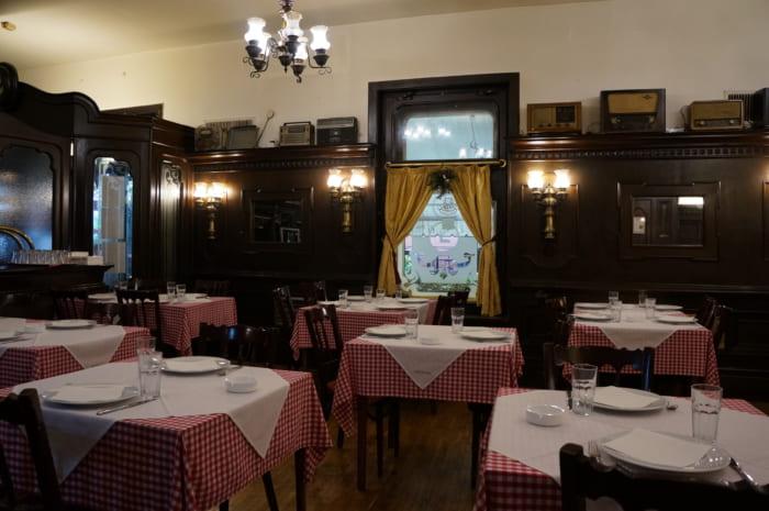 ベオグラードのレストラン