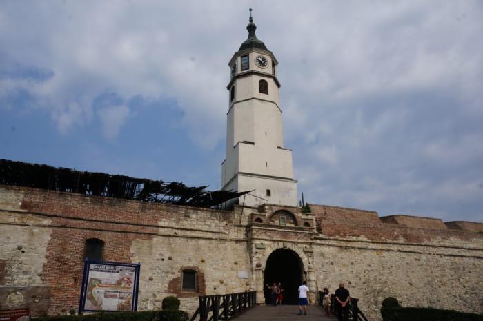カレメグダン要塞