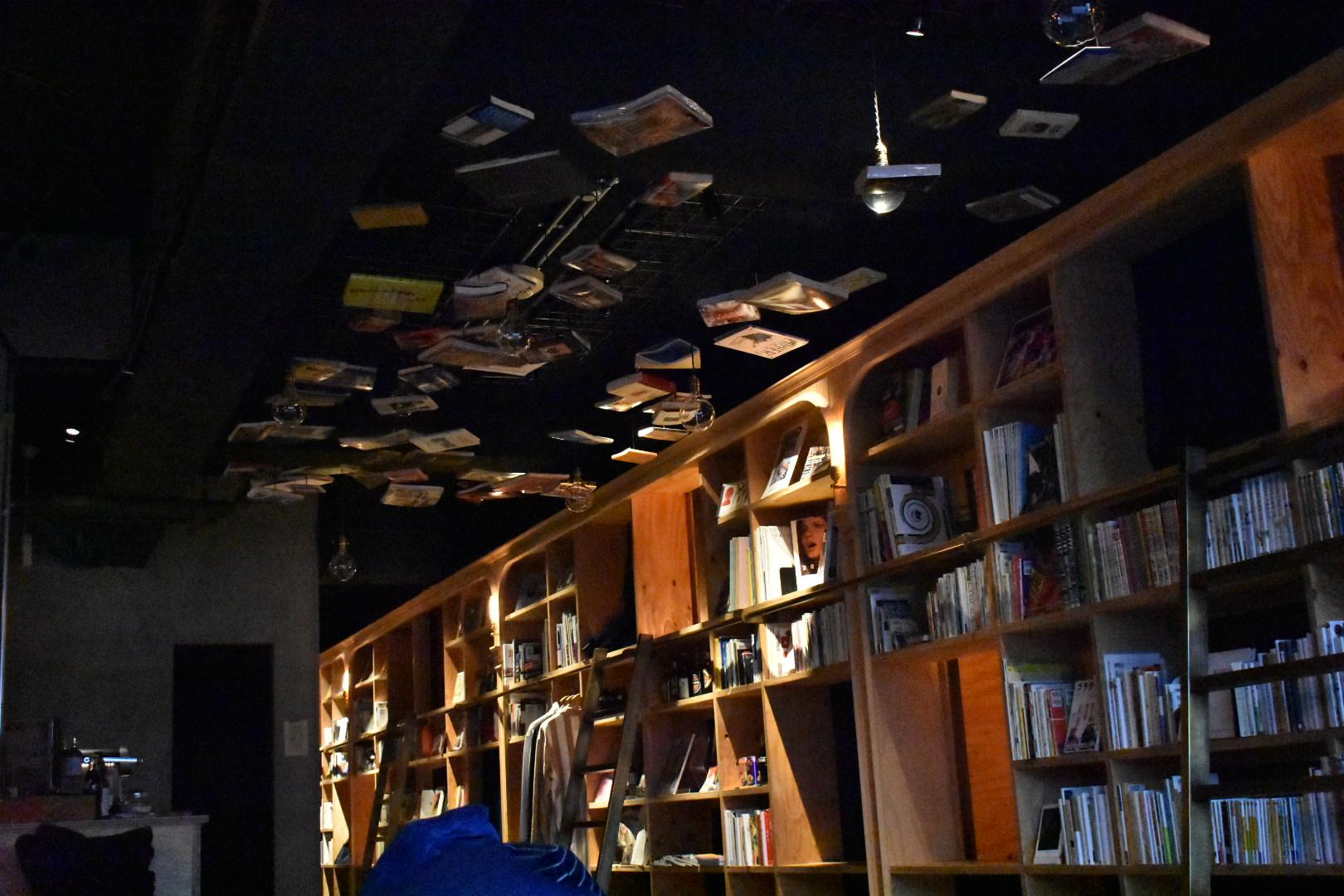 BOOK 天井